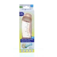 Difrax S-Fles natural roze 250 ml (1 stuks)