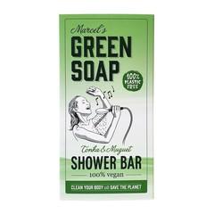 Marcel's GR Soap Shower bar tonka & muguet (150 gram)