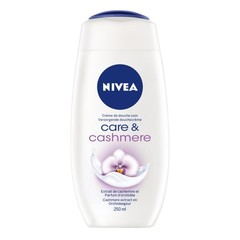 Nivea Care shower cashmere & cotton (250 ml)