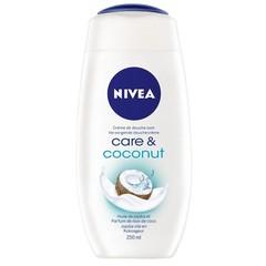 Nivea Care shower coconut & jojoba (250 ml)