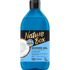 Nature Box Showergel kokos (385 ml)