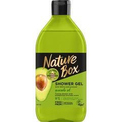 Nature Box Showergel avocado (385 ml)