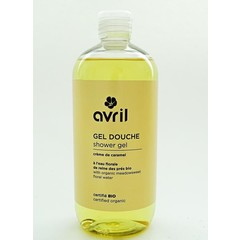 Avril Douchegel karamel bio (500 ml)
