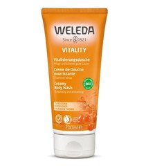 Weleda Duindoorn vitality douchecreme (200 ml)