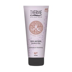 Therme Lavender & rosemary natural beauty shower gel (200 ml)