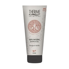 Therme Orange & vanilla natural beauty shower gel (200 ml)