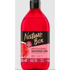 Nature Box Shower gel pomegranate (385 ml)