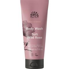 Urtekram Bodywash soft wild rose (200 ml)