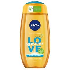 Nivea Douche love sunshine (250 ml)