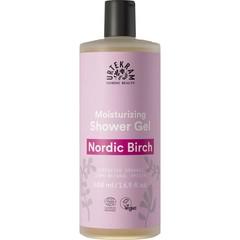 Urtekram Douchegel Nordic birch (500 ml)
