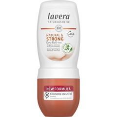 Lavera Deodorant roll-on natural & strong E-I (50 ml)