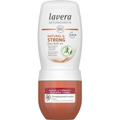 Lavera Deodorant roll-on natural & strong F-D (50 ml)