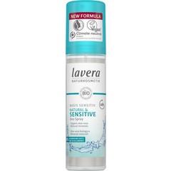 Lavera Deodorant spray basis sensitiv E-I (75 ml)