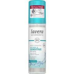 Lavera Deodorant spray basis sensitiv F-D (75 ml)