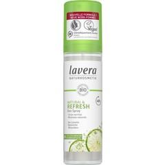 Lavera Deodorant spray natural & refresh F-D (75 ml)