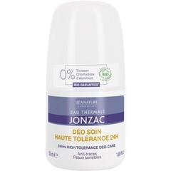 Jonzac Nutritive deodorant hypoallergeen (50 ml)