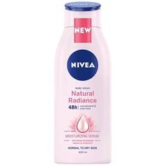 Nivea Body lotion natural radiance (400 ml)
