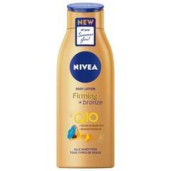 Nivea Body lotion Q10 firming & bronze (200 ml)