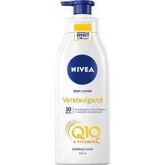 Nivea Body lotion Q10 verstevigend met pomp (400 ml)