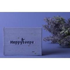 Happysoaps Body bar lavendel (100 gram)