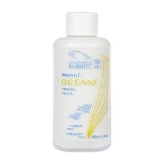 Lab de Biarritz Oceane monoi vanille bio (100 ml)
