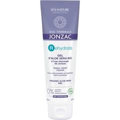 Jonzac Rehydrate thermaal gel aloe vera hypoallergeen (150 ml)