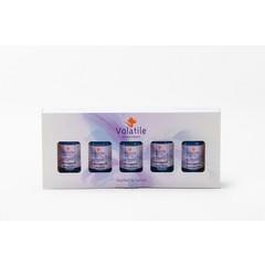 Volatile Cadeauverpakking massageolie 5 x 30 ml (1 set)