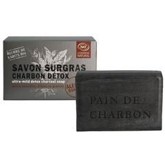 Aleppo Soap Co Houtskoolzeep detox cosmos nat (150 gram)