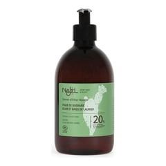 Najel Bio vloeibare zeep pompfles 20% cactusolie (500 ml)