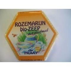 Traay Zeep rozemarijn / stuifmeel bio (100 gram)