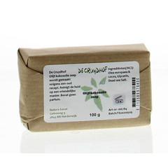 Cruydhof Olijf / kokosoliezeep (100 gram)