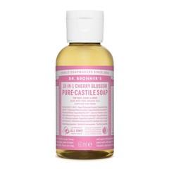 Dr Bronners Liquid soap cherry blossom (60 ml)