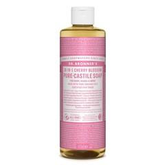 Dr Bronners Liquid soap cherry blossom (475 ml)
