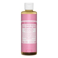 Dr Bronners Liquid soap cherry blossom (240 ml)