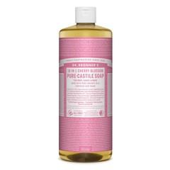 Dr Bronners Liquid soap cherry blossom (945 ml)