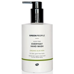 Green People Nordic Roots handwash everyday scent free (300 ml)