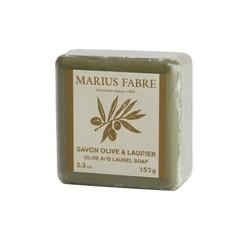 Marius Fabre Olijf & laurier zeep (150 gram)