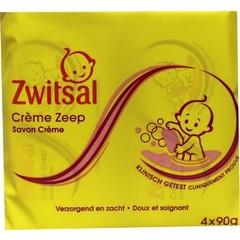 Zwitsal Zeep 4-pak (360 gram)