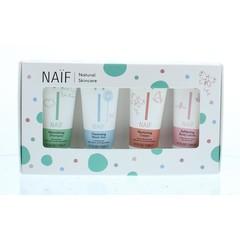 Naif Baby mini set 4 x 15 ml (1 set)