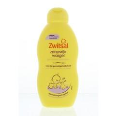 Zwitsal Wasgel zeepvrij (200 ml)