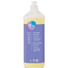 Sonett Handzeep lavendel vloeibaar (1 liter)