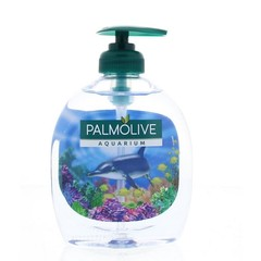 Palmolive Vloeibare zeep aquarium pomp (300 ml)