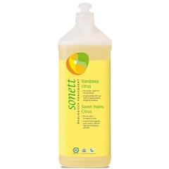 Sonett Handzeep citrus vloeibaar (1 liter)