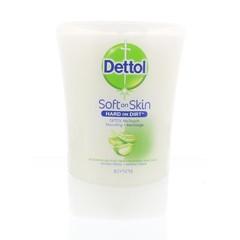 Dettol No touch aloe vera navul (250 ml)
