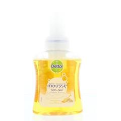 Dettol Mousse melk & honing (250 ml)