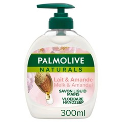 Palmolive Naturals handzeep amandel pomp (300 ml)