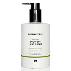 Green People Nordic Roots handcream everyday scent free (300 ml)