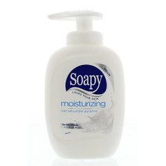 Soapy Handzeep moisturizing pomp (300 ml)