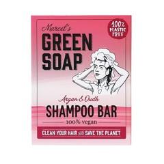 Marcel's GR Soap Shampoo bar argan & oudh (90 gram)