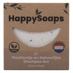 Happysoaps Shampoo bar coco nuts (70 gram)